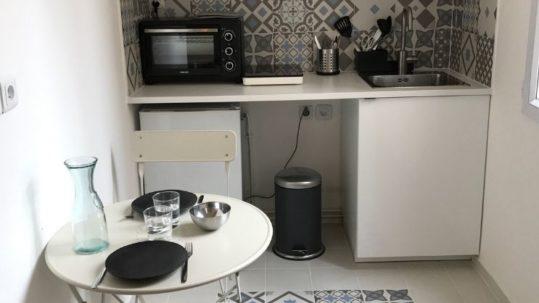 Investissement studio meublé Marseille