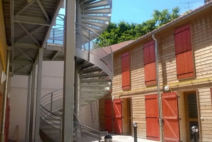investir meublé social Marseille