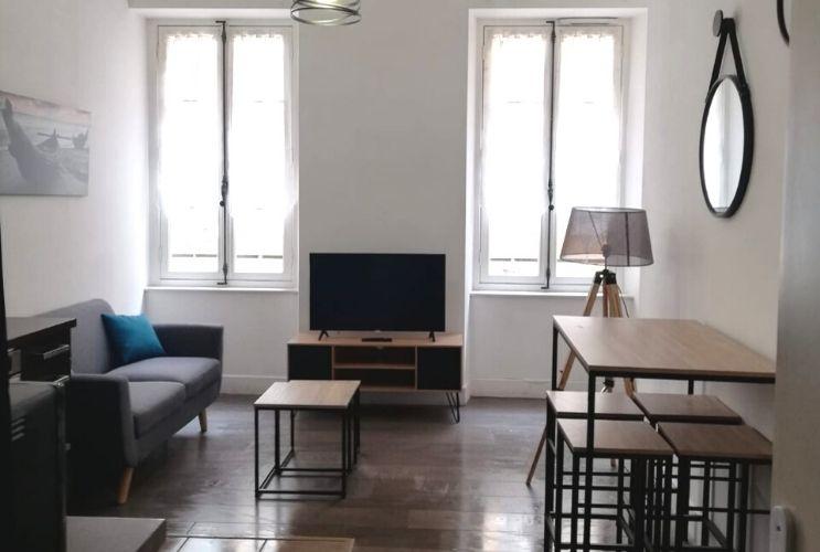 Investissement meublé Marseille T2